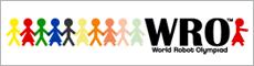 国際ロボット競技会WROをサポートしています